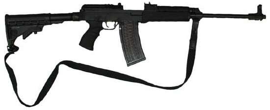 Czech Small Arms VZ-58