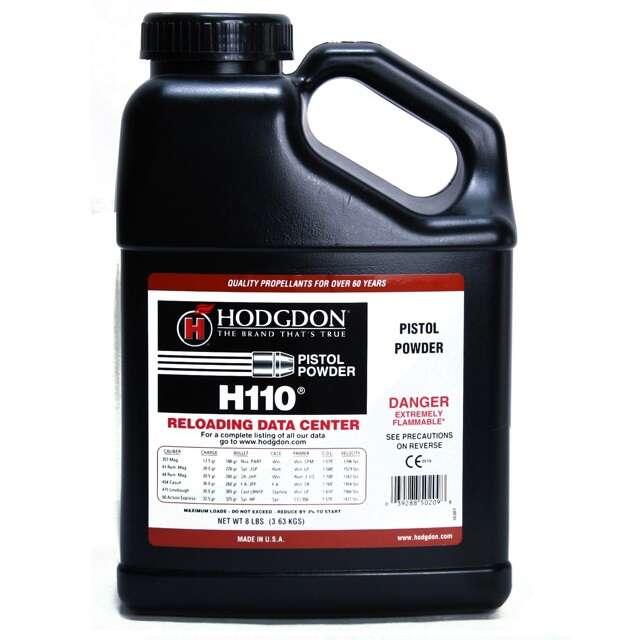 Hodgdon H110