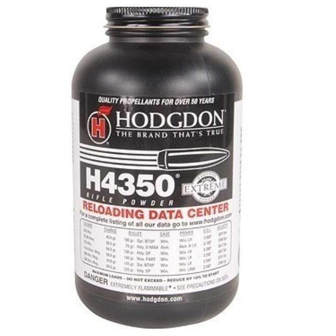 Hodgdon H4350