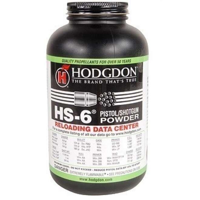 Hodgdon HS6