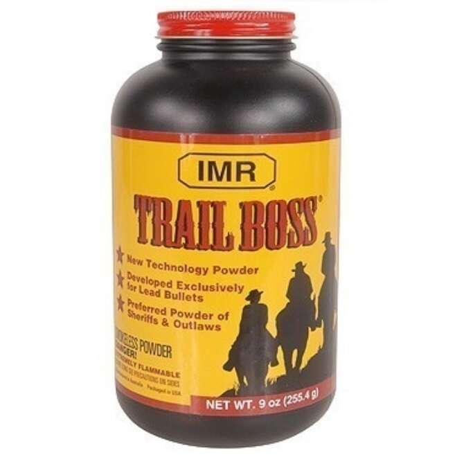 IMR Trailboss