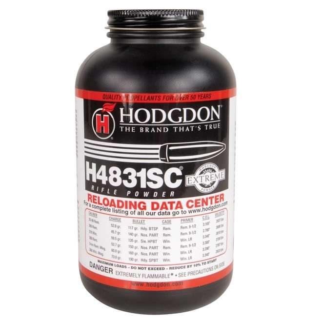 Hodgdon H4831SC