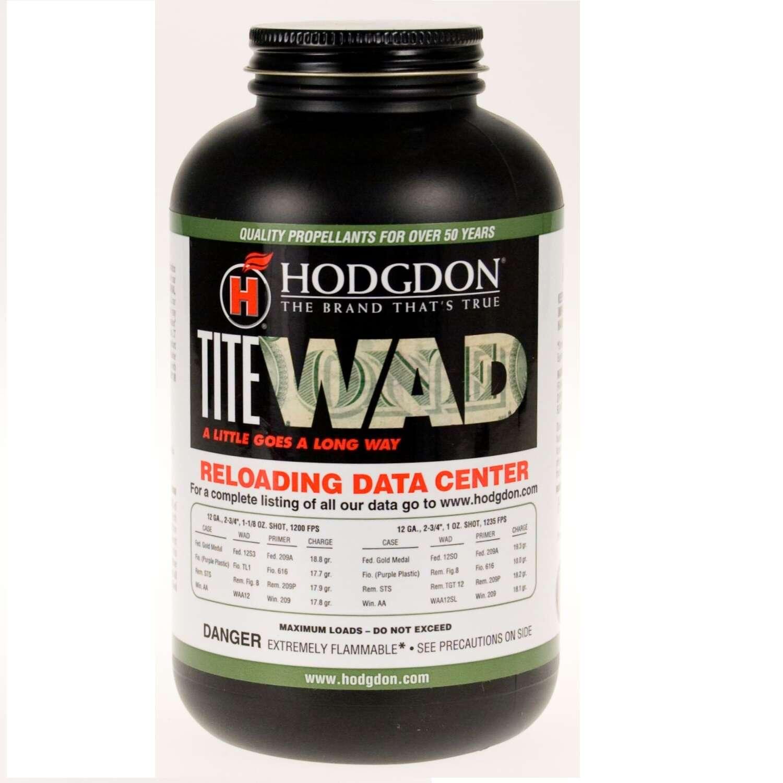Hodgdon Titewad
